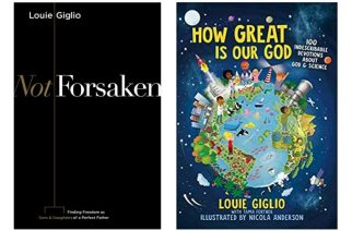 Louie Giglio speaks about his two latest books