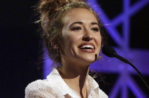 Lauren Daigle wins big at Dove Awards: 'It's overwhelming'