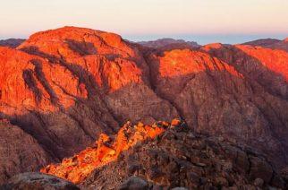 """Saudi Arabia to allow access to """"real Mount Sinai"""""""
