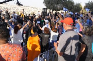 Millions of Christians pray for peace of Jerusalem
