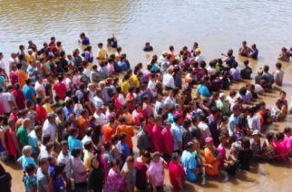 WATCH: Record 6 630 people baptised at service in Thailand