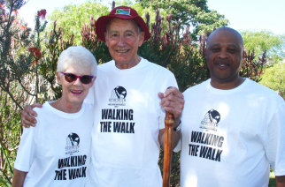 Couple ready to walk 200km prayer route through Nelson Mandela Bay