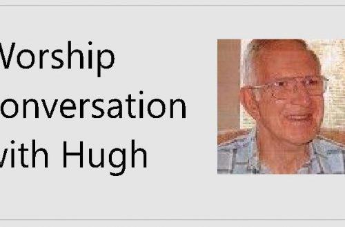 Songs at funerals — Hugh Wetmore