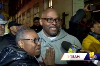 Men praise God after being released from prison 36 years after wrongful murder conviction