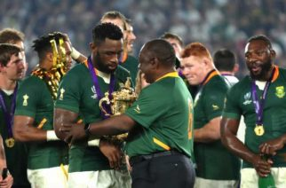 'I decided to lose my life and find it in Christ' — Siya Kolisi