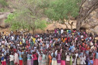 WATCH: Record mass Bibles delivery to embattled Nuba Mountain Christians in Islamic Sudan