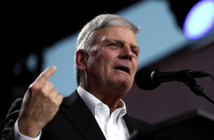 Franklin Graham venue cancellations in UK prompt court action