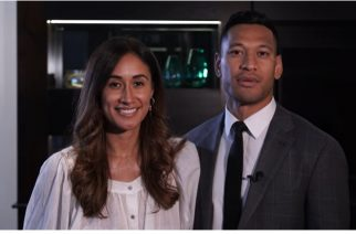 WATCH: 'Vindicated' Israel Folau settles with Rugby Australia