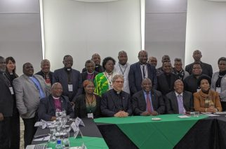 World Council of Churches delegation calls on Ramaphosa