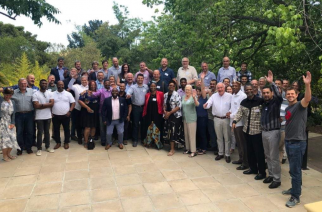 Servant leaders meet in Stellenbosch to share Kingdom strategies