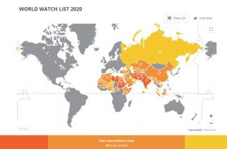 One in every eight Christians face high levels of persecution — World Watch List 2020