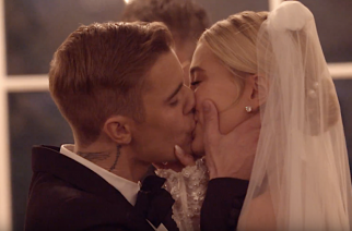 Justin and Hailey Bieber intimate wedding ceremony in South Carolina | YouTube/JustinBieberVevo