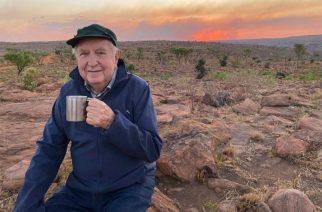 Christian media pioneer Bernard Roebert dies