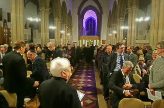 Christians in English town apologise for historic antisemitism