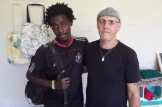 Man walking 324km to Maluti Mighty Men on mission to help young addicts