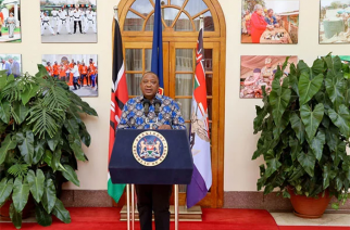 Uhuru calls Kenya to national day of prayer amid virus outbreak