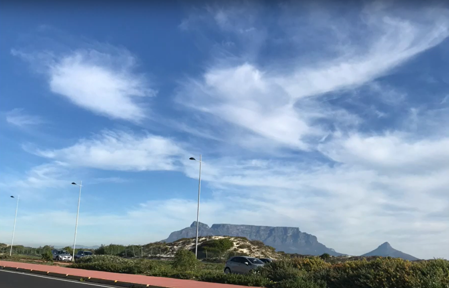 WATCH: Signs in the clouds tell of journey with God