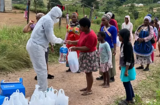 WATCH: Doctors For Life helping rural KZN community resist pandemic