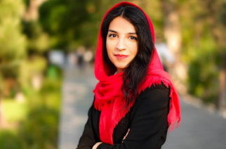 Iranian Christian human rights activist Mary Fatima Mohammadi (PHOTO: International Christian Concern)
