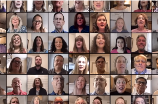 WATCH: Michael W Smith records social-distancing version of 'Waymaker' with 100 choir members