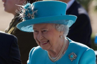 Queen gives first-ever Easter speech: 'Take heart in hope of risen Christ'