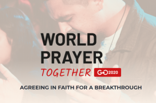 Prayer networks uniting for World Day of Prayer on May 1