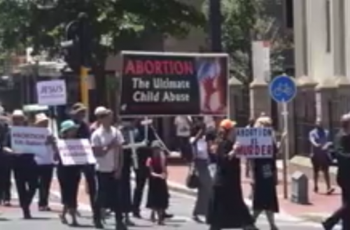WATCH: New video calls on SA Christians to stand for life
