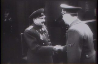 Tsar Boris III and Adolf Hitler in 1943 (PHOTO: Wikipedia/public domain).