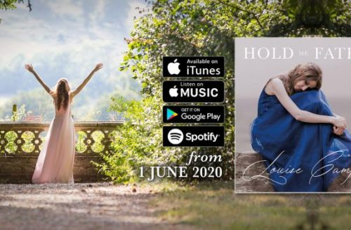 Louise Campion releases 'Hold Me Father', an orchestral anthem for Father´s Day month