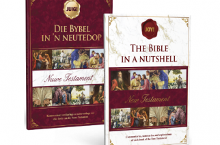 'JOY! Magazine' publishes 'The Bible In A Nutshell — New Testament'