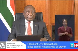 WATCH: Ramaphosa announces churches may resume in June, national prayer day on Sunday