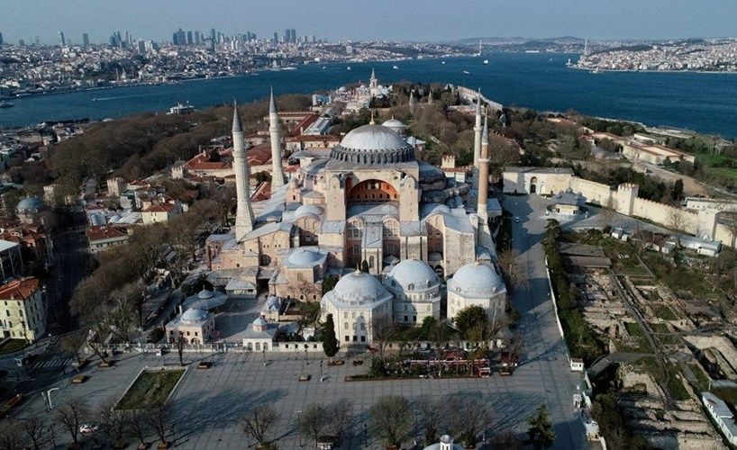 Christians condemn plan to turn Hagia Sophia into mosque