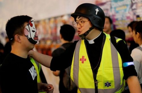 Hong Kong pastors face arrest, extradition to China with new security laws