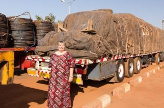 Gospel spreads among truck drivers in West Africa