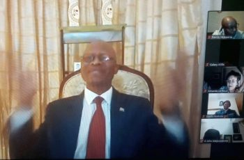 'I will not apologise for anything. There is nothing to apologise for' — Chief Justice Mogoeng