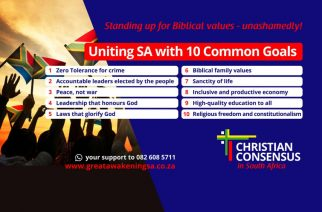 Which action area for changing SA are you most passionate about? — Arno van Niekerk