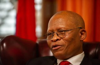 Mogoeng responds to complaint before judicial conduct committee on Israel remarks