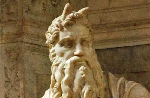 True story: Does love have horns? — Mark Roberts
