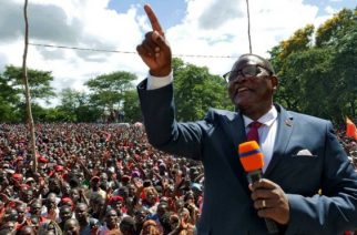 Lazarus Chakwera: Malawi's president who 'argued with God'