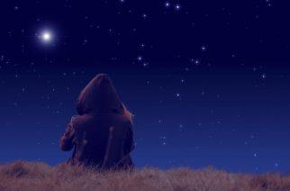 True short story: The girl under the stars — Mark Roberts
