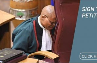 Church leaders, believers urged to support Mogoeng petition