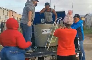 People saved, baptised on Plett streets as pastors, police partner in move of God