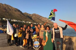 WATCH: SA Christians putting feet on street to bring hope, healing