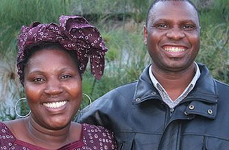 From humble beginnings Zimbabwean couple have planted hundreds of churches, raised thousands of orphans