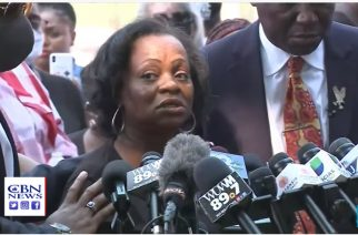 'I declare the mercy of God', police-shooting victim's family pastor offers powerful prayer for Ameria