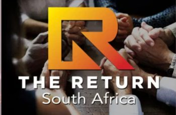 Be part of 'The Return South Africa' from 3pm to 4.30pm on Saturday