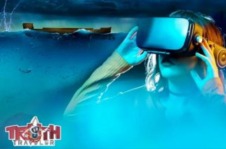 Ark Encounter's new R51m virtual reality attraction takes visitors back to the flood