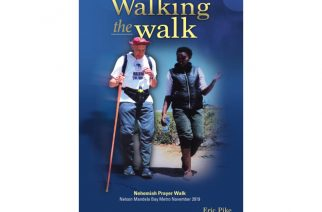 Retired bishop shares insights in book on 200km prayer walk through Nelson Mandela Bay
