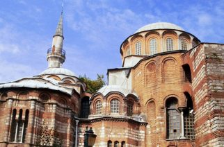 Erdogan converts another historic church into a mosque