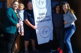 Bible Reading Marathon back in Despatch for 3rd consecutive year